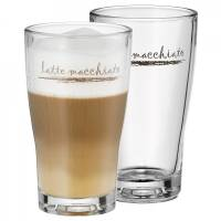 Szklanki do Latte Macchiato WMF Barista 265 ml - 2 szt.