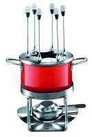 Zestaw do fondue Silit Energy Red 2,0 l - Ø16 cm